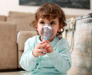 aerosol per bambini